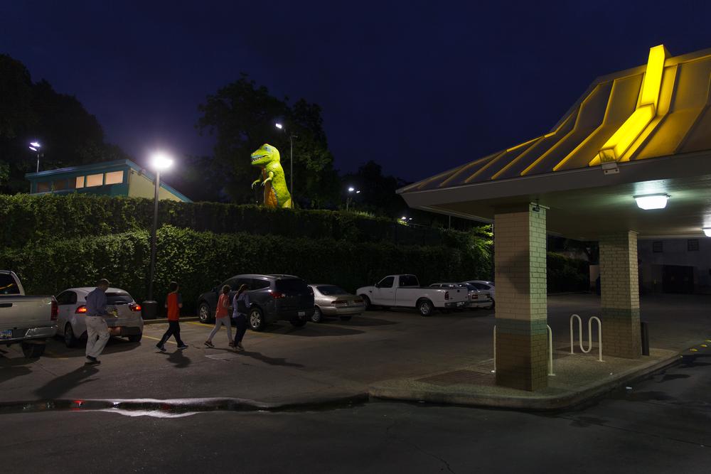 Barton Springs Road & Lamar Boulevard  Austin, Texas (2015)