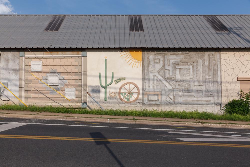 Pedernales Street  Austin, Texas (2015)