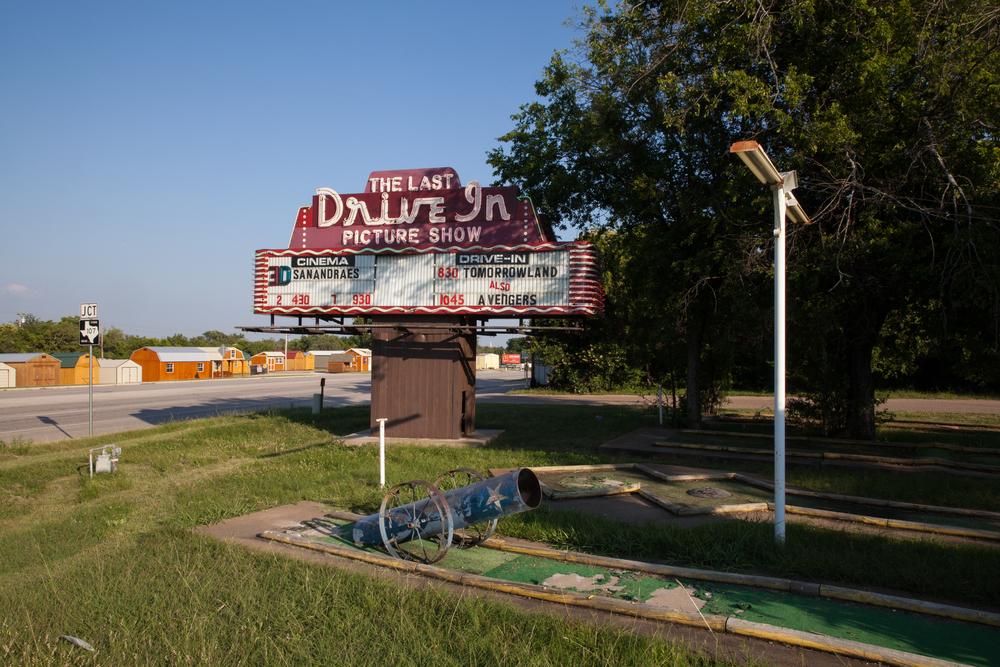 State Highway 36  Gatesville, Texas (2015)