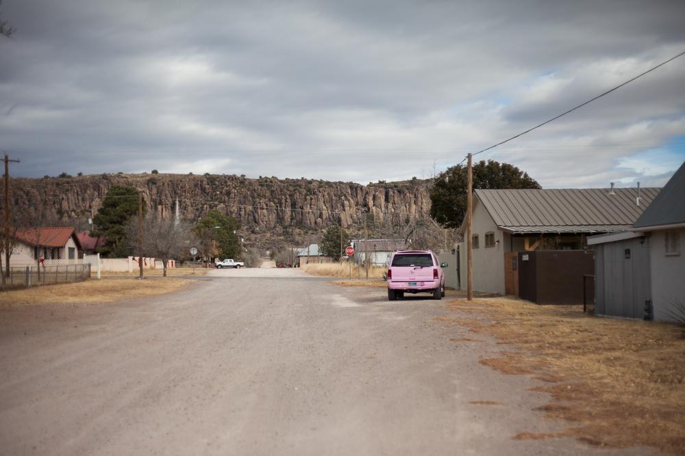 State Street  Fort Davis, Texas (2011)