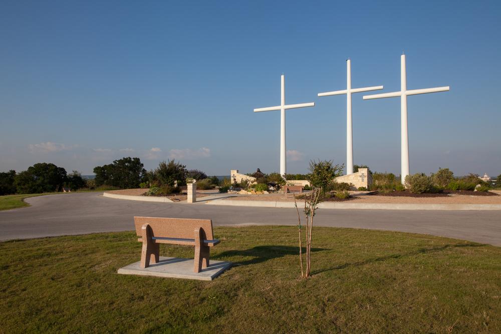 Redemption Prayer Garden  Gatesville, Texas (2015)