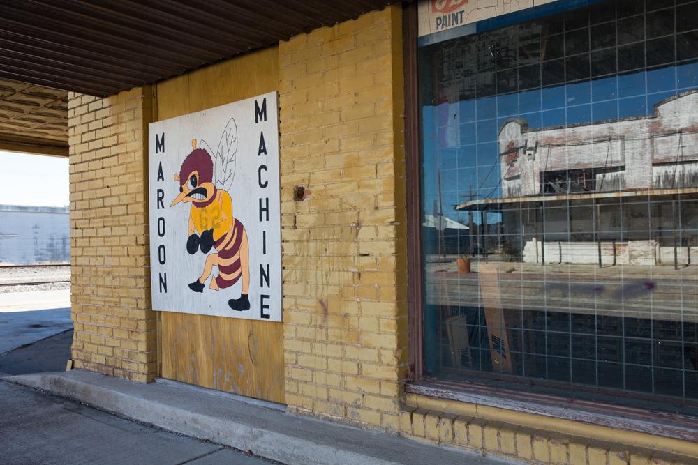 Main Street  Lometa,Texas (2016)