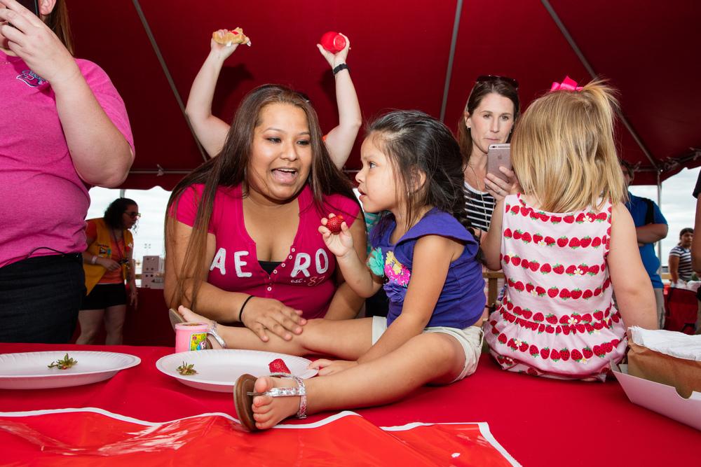 Poteet Strawberry Festival  Poteet, Texas (2016)