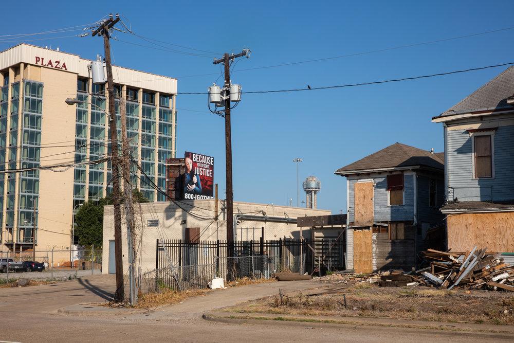 Griffin Street  Dallas, Texas (2016)