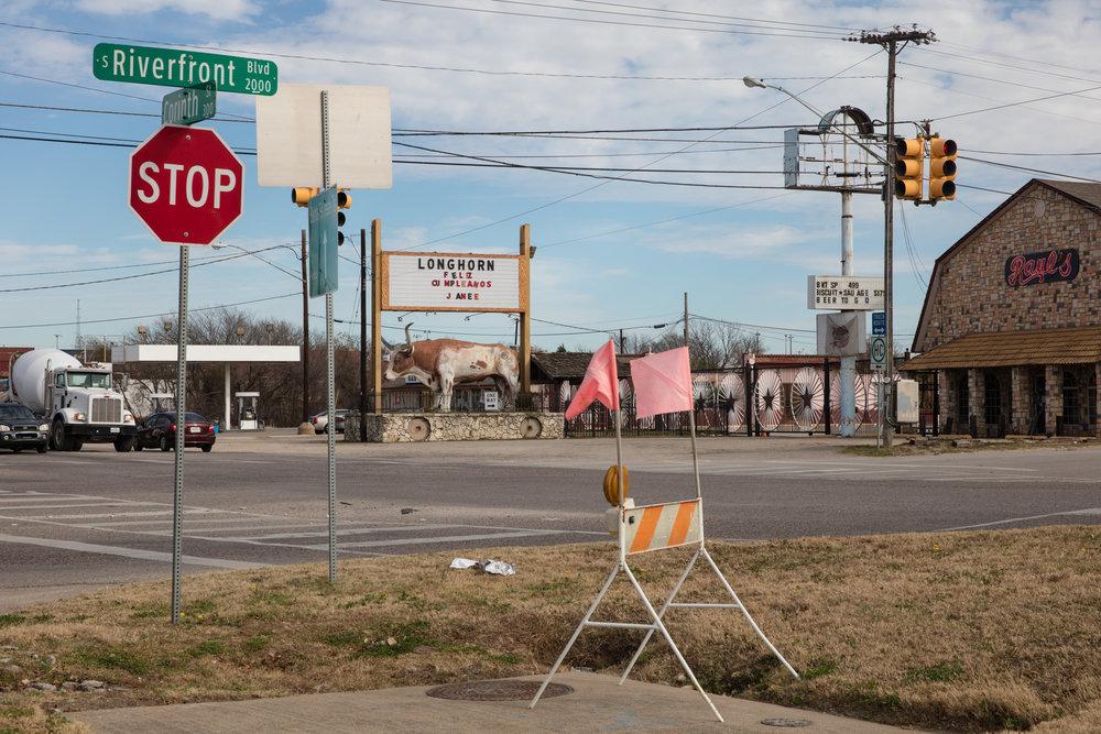 Riverfront Boulevard &Corinth Street Road  Dallas, Texas (2016)