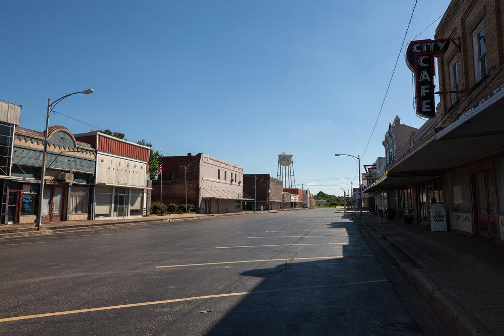 4th Street  Hearne, Texas (2015)