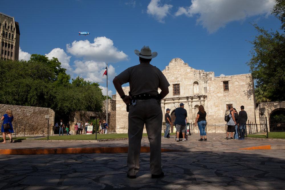 The Alamo  San Antonio, Texas (2015)