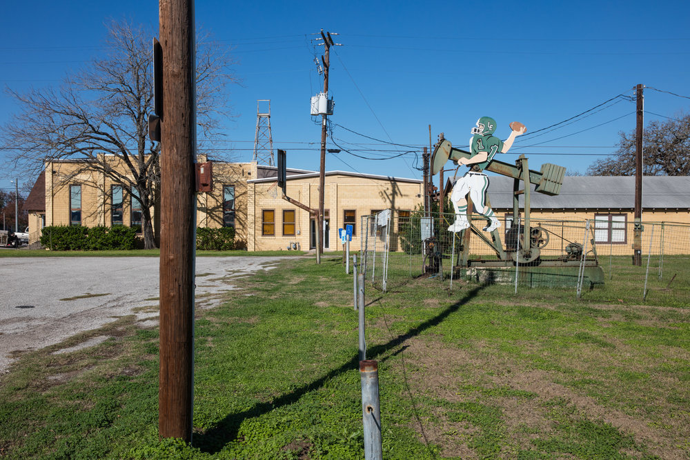 Fannin Street  Luling, Texas (2016)