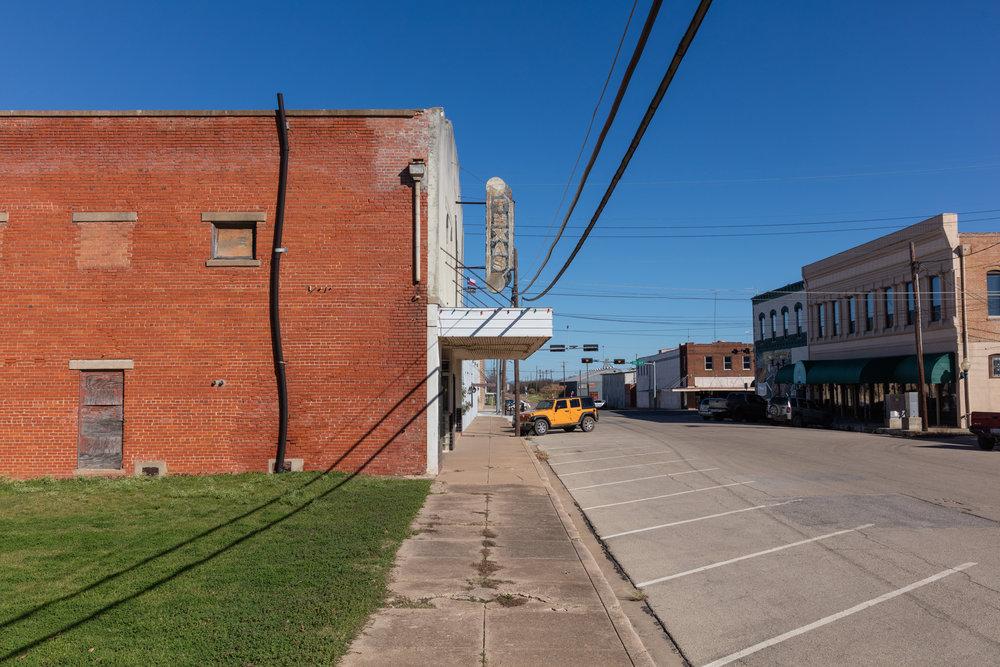 3rd Street  McGregor, Texas (2015)