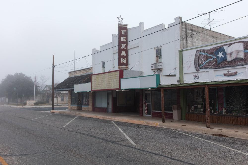 Main Street  Junction, Texas (2015)