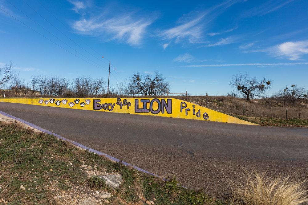 1st Street  Ozona, Texas (2015)