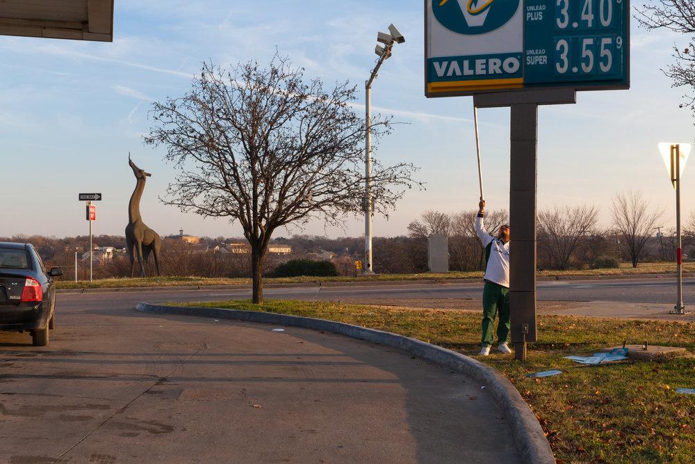Marsalis Avenue & R.L. Thornton Freeway  Dallas, Texas (2013)