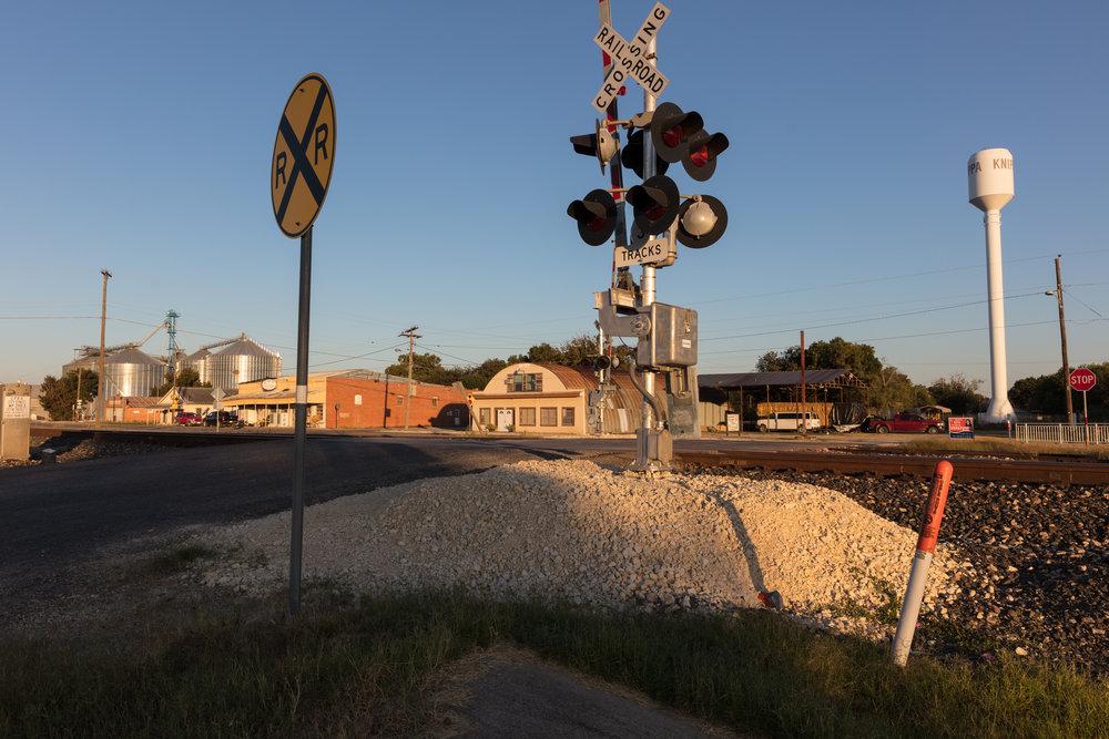 U.S. 90 & Ranch Road 1049  Knippa, Texas (2016)