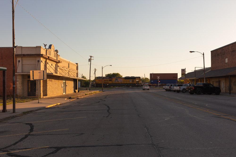 Hill Street  Itasca, Texas (2016)