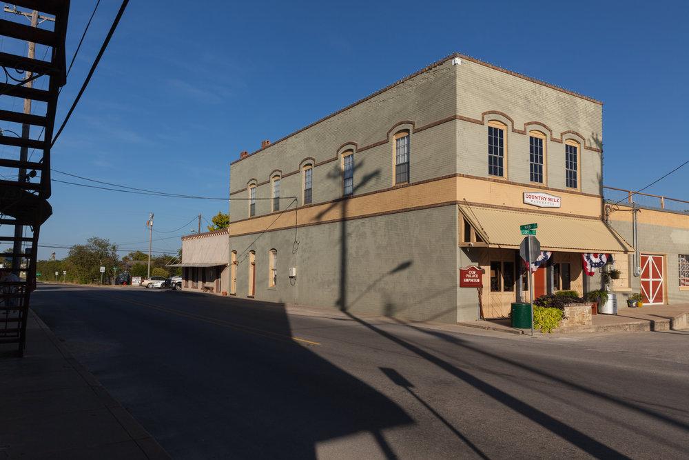 Main Street & Story Avenue  Florence, Texas (2015)