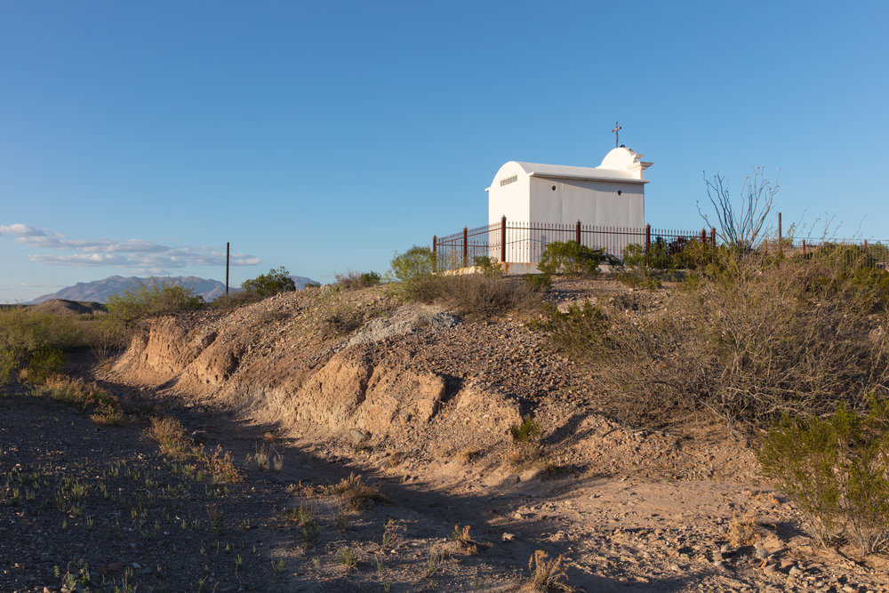 F.M. 170  Texas-Mexico border (2016)