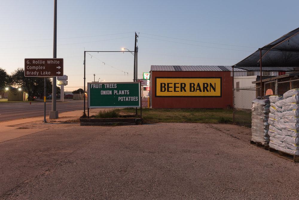 Bridge Street  Brady, Texas (2017)