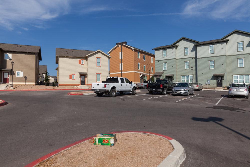 Capstone Cottages  San Marcos, Texas (2015)