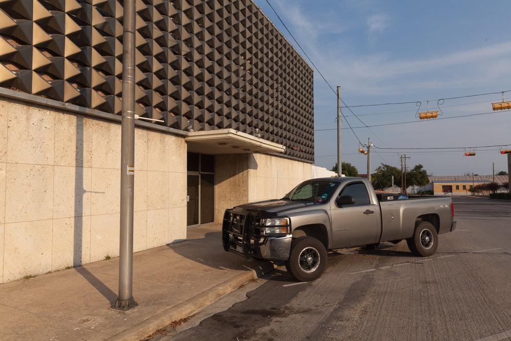 Farm-to-Market road 487  Rockdale, Texas (2015)