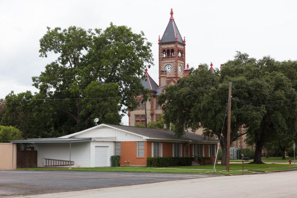 Clinton Street  Cuero, Texas (2016)