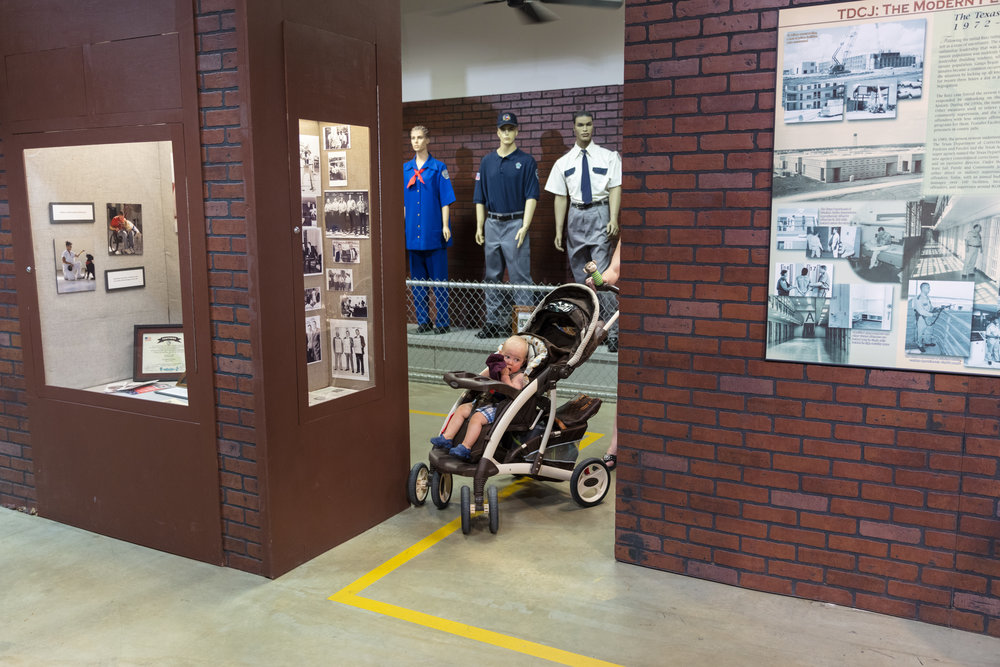 Texas Prison Museum  Huntsville, Texas (2015)