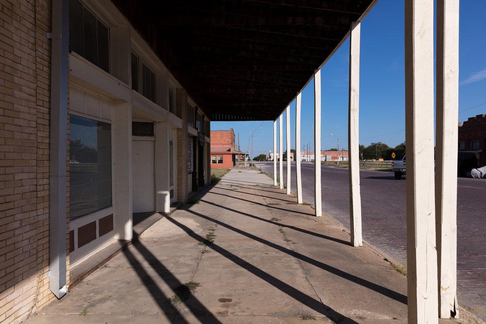Davilla Street  Granger, Texas (2015)