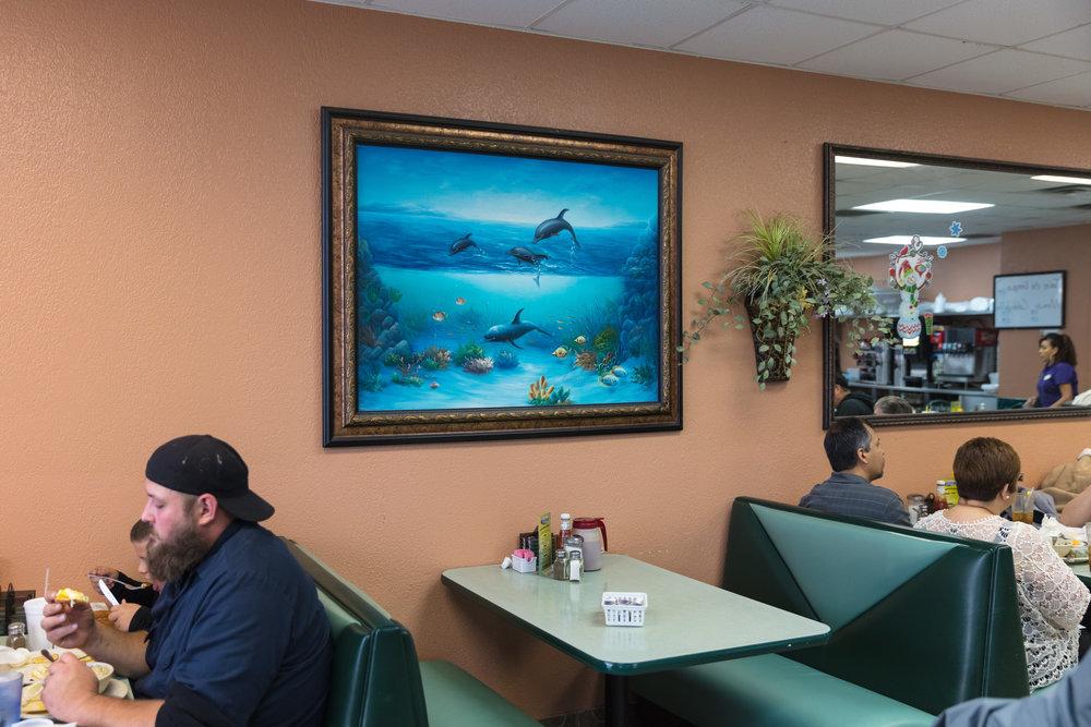 Cancun's Ameri-Mex Restaurant  Waxahachie, Texas (2015)