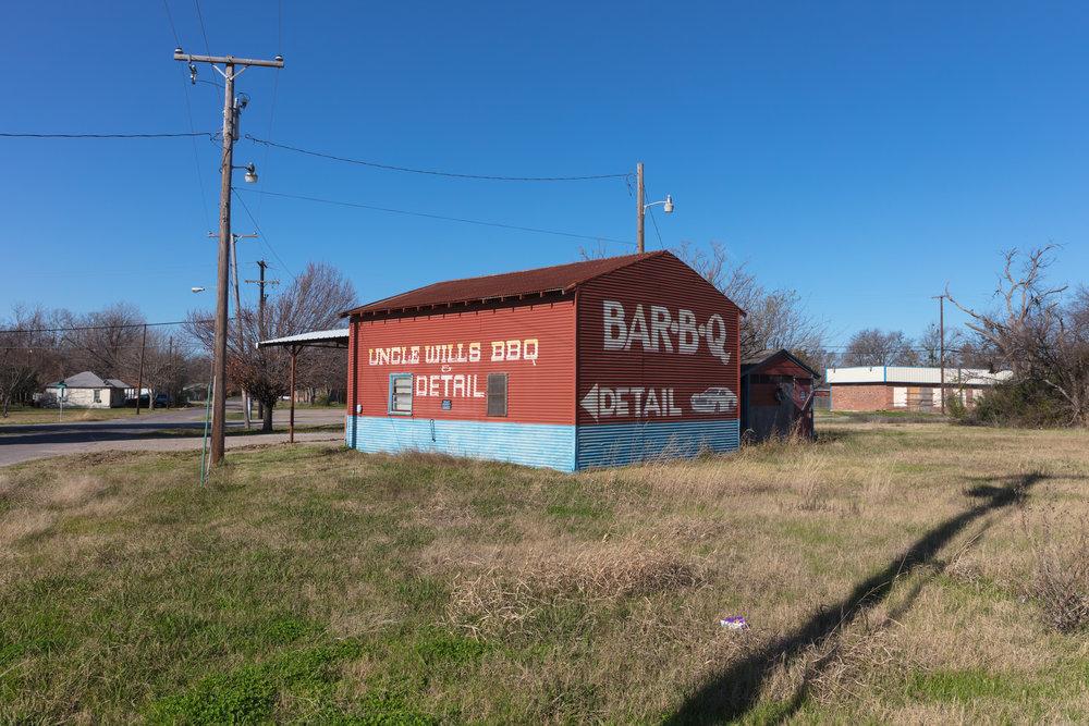 Wheeler Street  Terrell, Texas (2015)