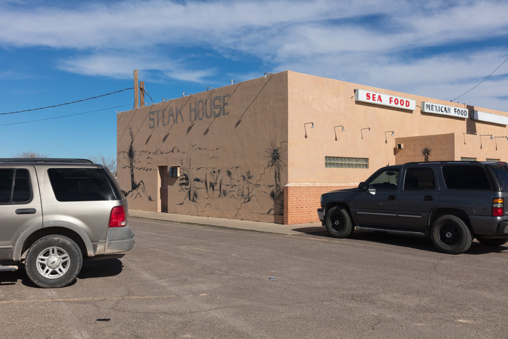 Dickinson Boulevard  Fort Stockton, Texas (2015)