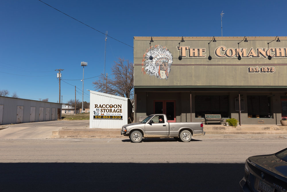 Grand Street   Comanche, Texas (2017)