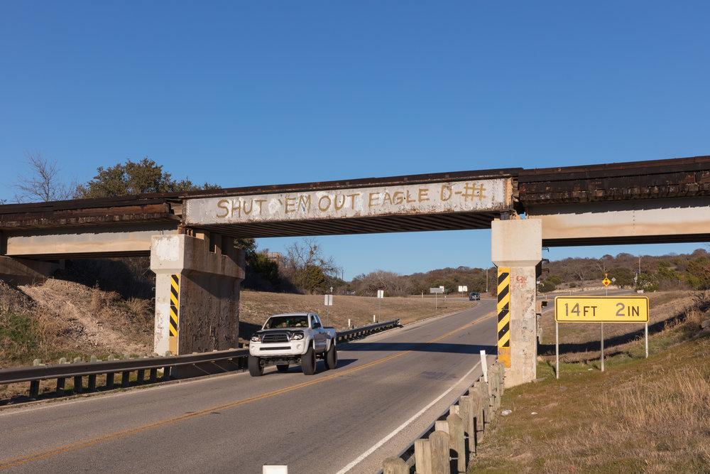 State Highway 16  Goldthwaite, Texas (2016)
