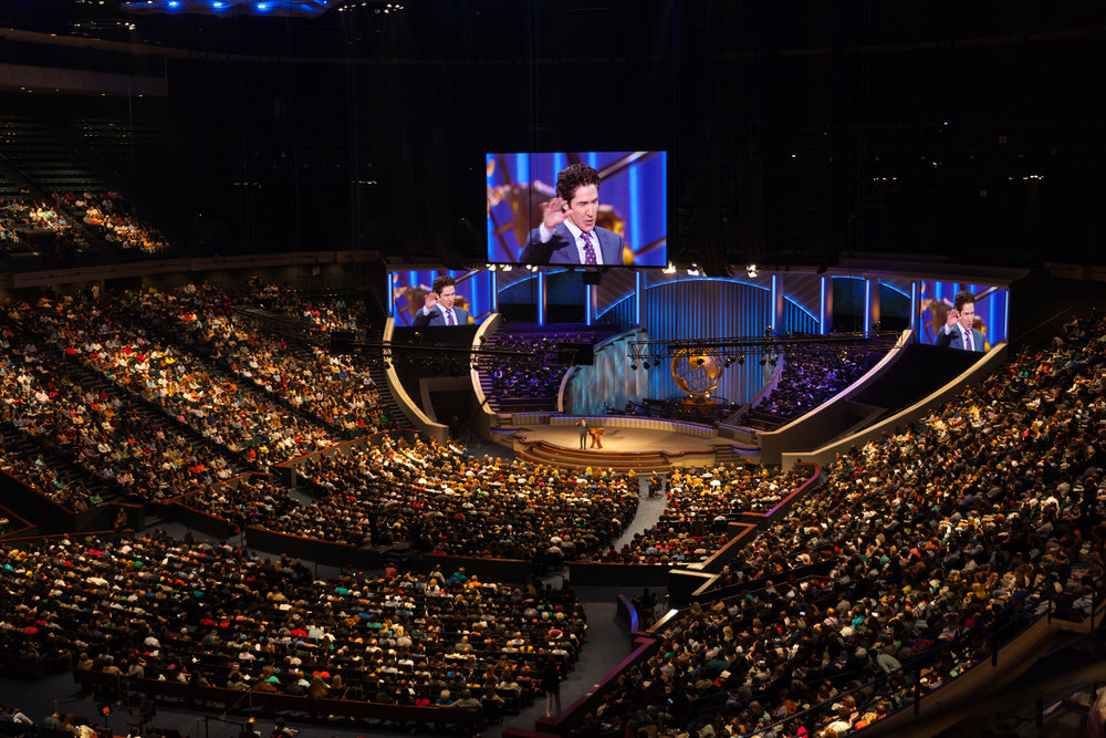 Lakewood Church  Houston, Texas (2015)