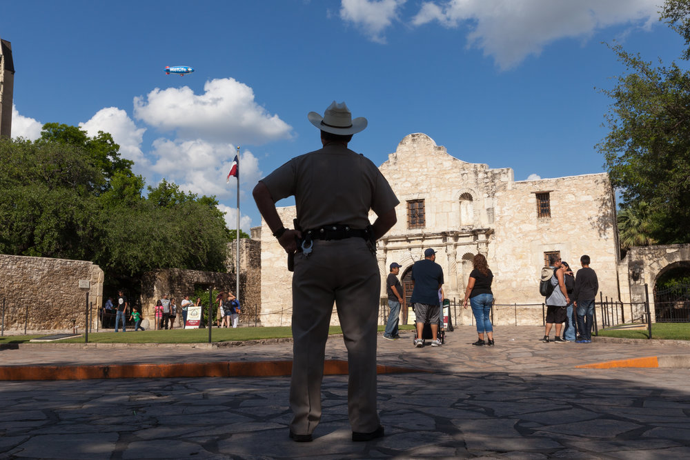 The Alamo  San Antonio, Texas (2015)