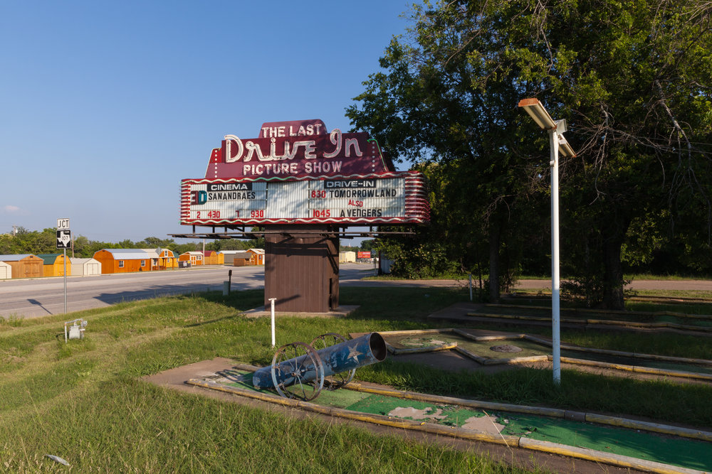 State Highway 36  Gatesville, Texas (2015)