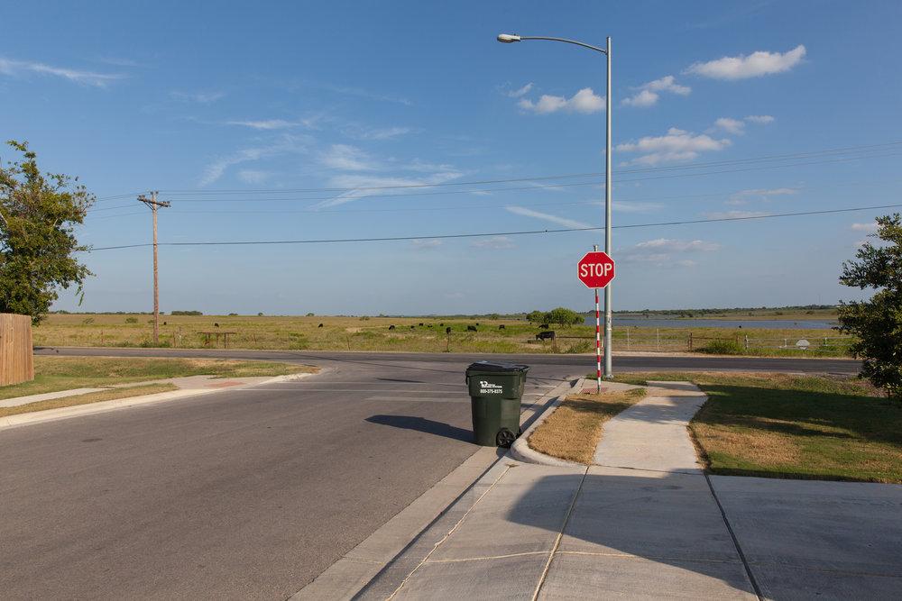 Capistrano Drive & Old Bastrop Highway  San Marcos, Texas (2015)
