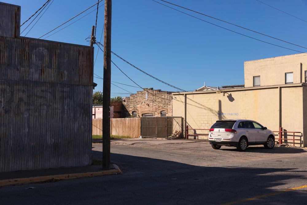 Canal Street  Del Rio, Texas (2017)