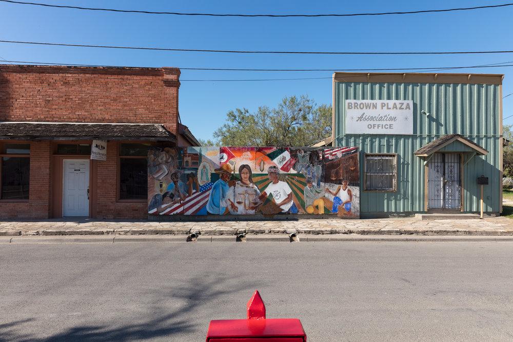 Canal Street  Del Rio, Texas (2016)