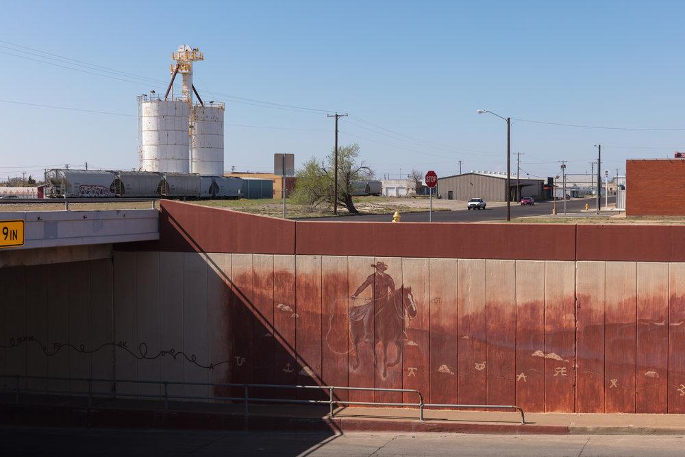 Grant Avenue  Odessa, Texas (2017)