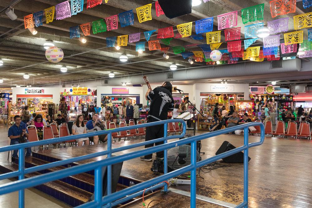 Market Square  San Antonio, Texas (2017)