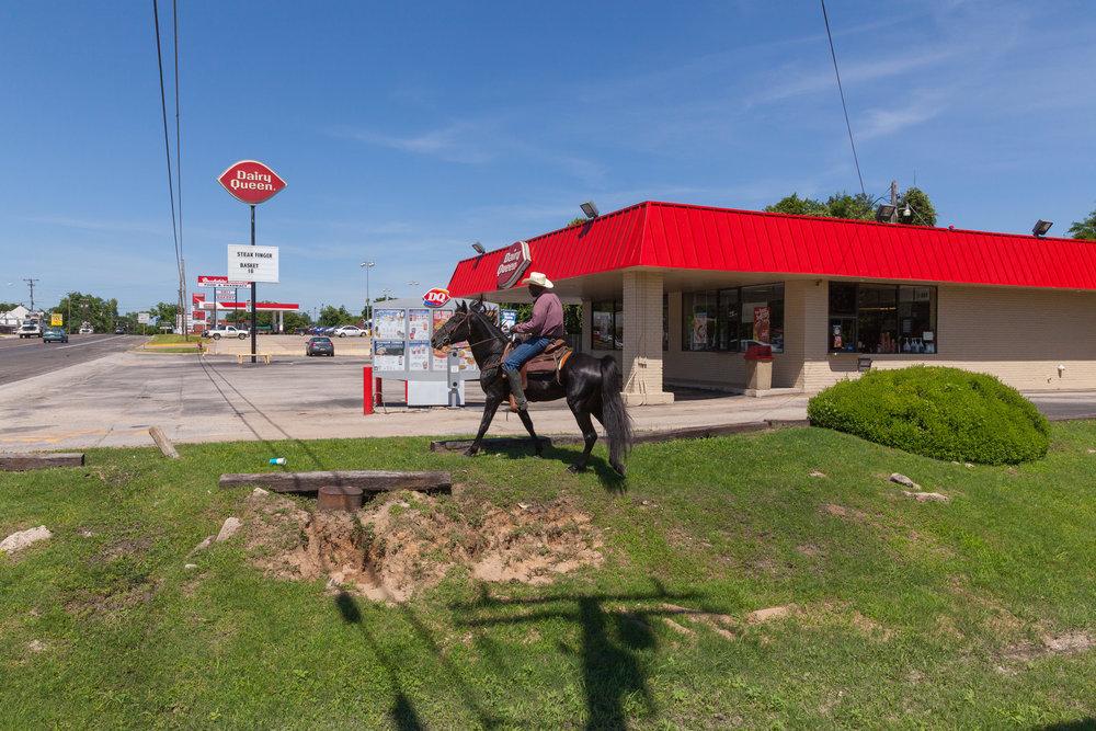 Cameron Avenue  Rockdale, Texas (2015)