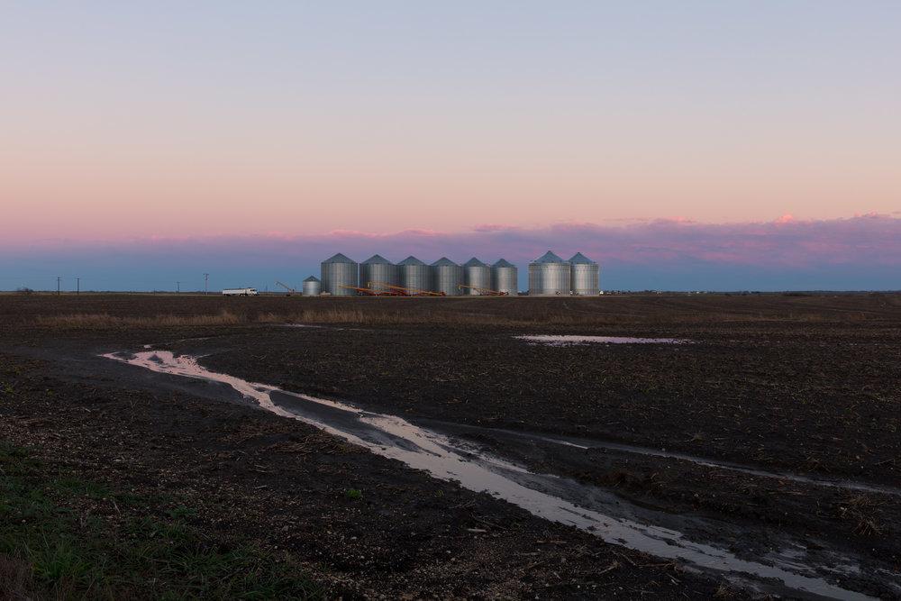 Manda Carlson Road  Coupland, Texas (2015)