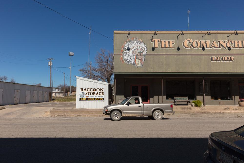 Grand Street  Comanche, Texas (2017)