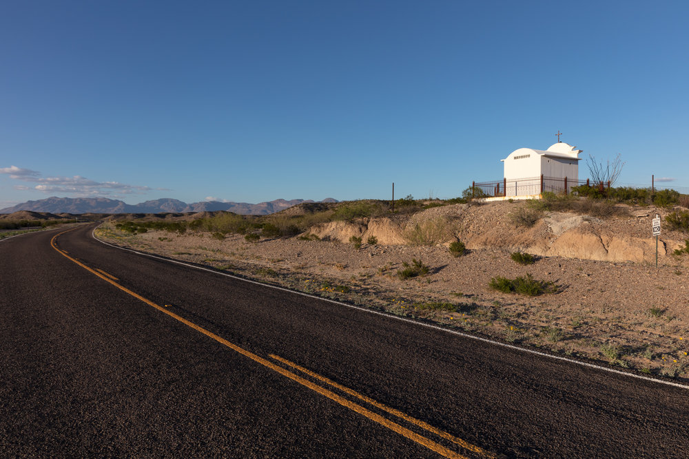 Farm-to-Market Road 170  Texas-Mexico border (2016)