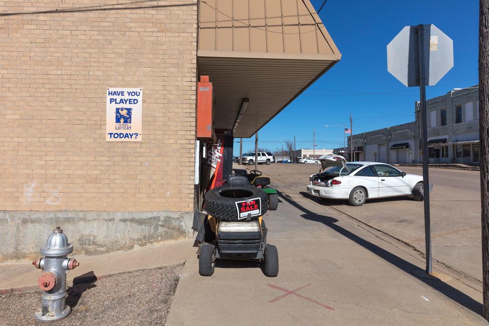 Farm-to-Market Road 107 & Avenue E  Moody, Texas (2015)
