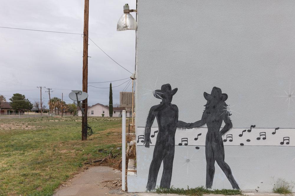 5th Street  Forth Stockton, Texas (2016)