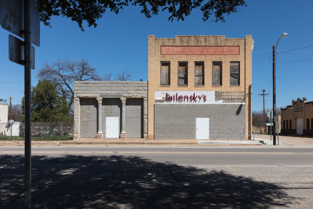San Saba Avenue & Decker Street  Menard, Texas (2017)