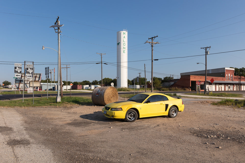 State Highway 171 & Farm-to-Market 308  Malone, Texas (2017)