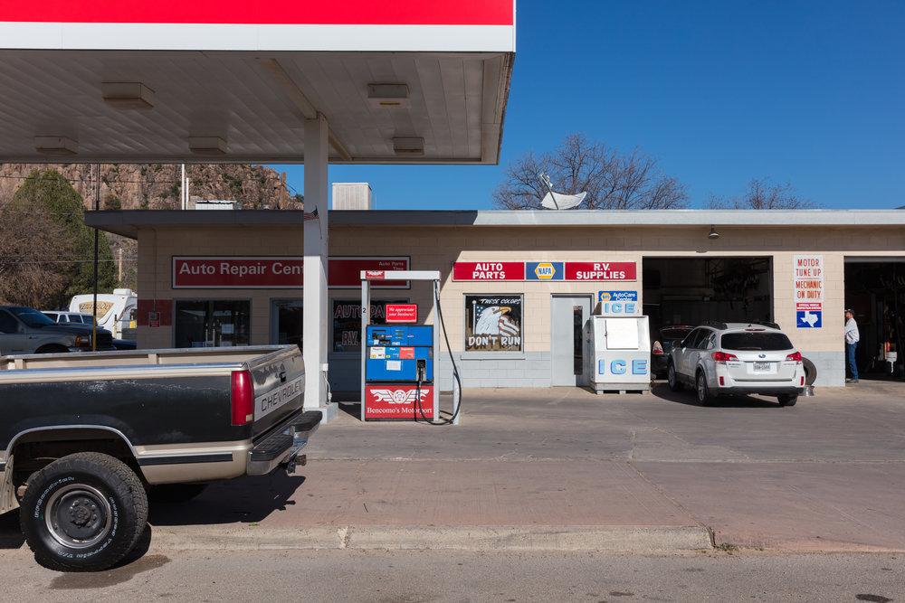 State Highway 118  Fort Davis, Texas (2016)