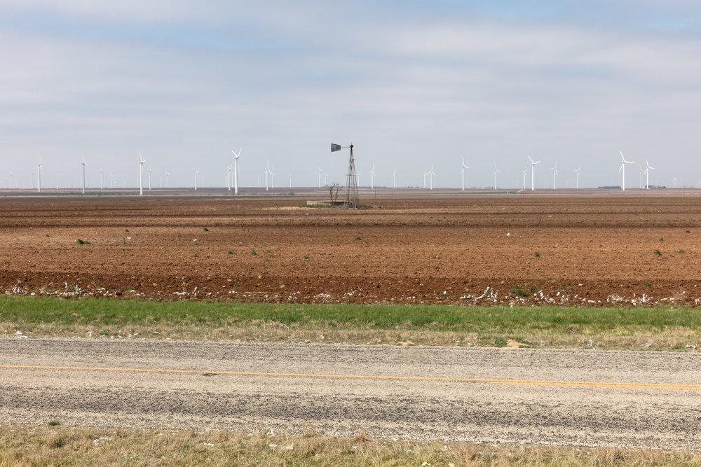 Interstate 20  Roscoe, Texas (2017)