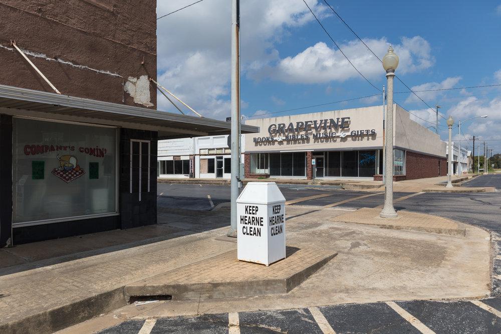Magnolia Street & 4th Street  Hearne, Texas (2017)